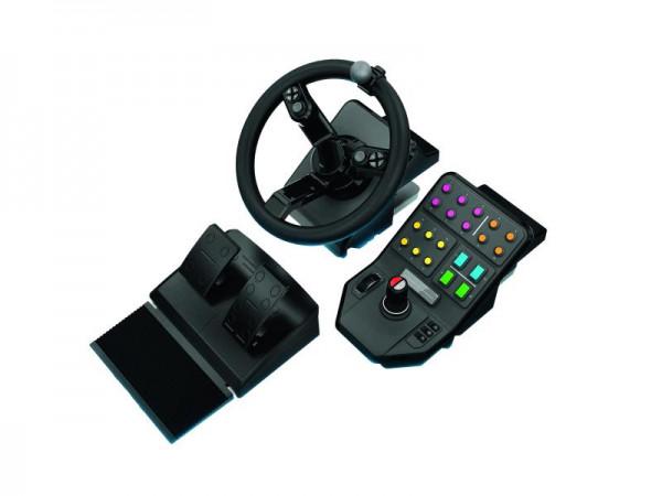 Logitech Simulations-Controller Heavy Equipment