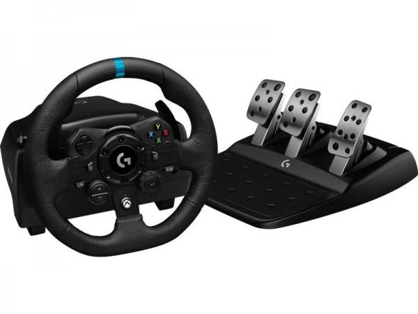 Logitech G923 TRUEFORCE für PS5 / PS4 / PC