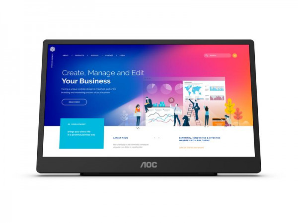 AOC 16T2 Touch