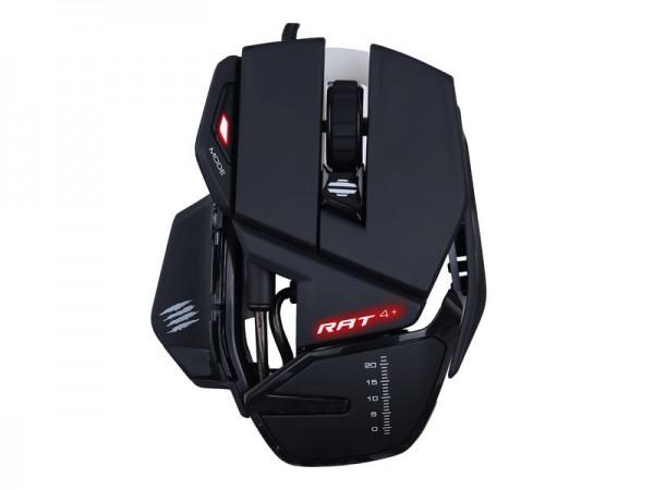 MadCatz R.A.T. 4+, schwarz
