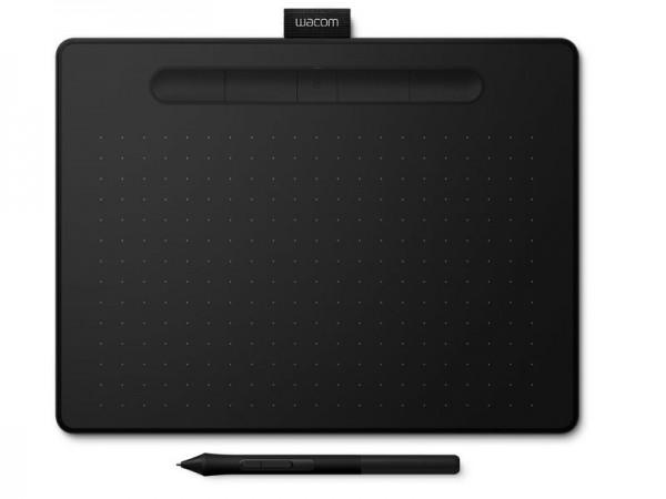 Wacom Intuos S BT Creative Pen Tablet Schwarz