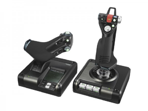 Logitech G Saitek X52 Professional H.O.T.A.S