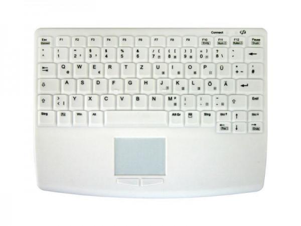 Active Key Tastatur AK-4450-GFUVS, weiss