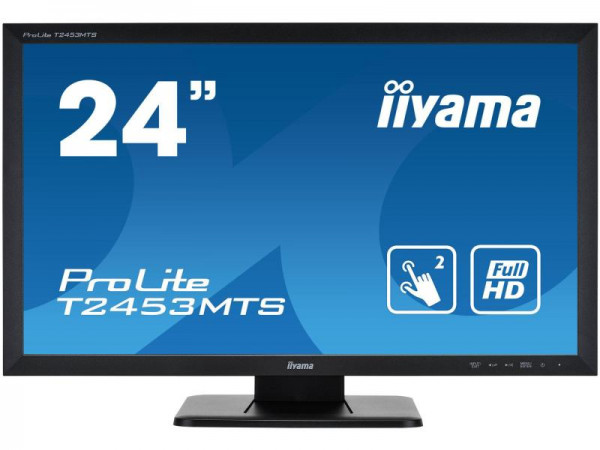iiyama T2453MTS-B1F Dual-Touch