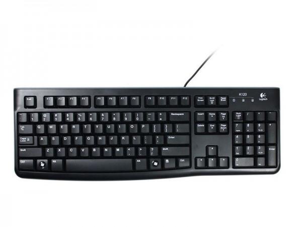 Logitech K120 Business IT-Layout
